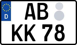 Die besten Wunsch-Kennzeichen in Aschaffenburg