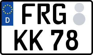 Der amtliche Weg zum Wunschkennzeichen in Freyung-Grafenau