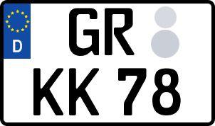 Der amtliche Weg zum Wunschkennzeichen in Görlitz