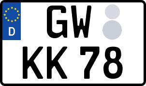 Der amtliche Weg zum Wunschkennzeichen in Greifswald