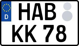 Der amtliche Weg zum Wunschkennzeichen in Hammelburg