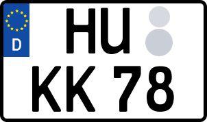 Der amtliche Weg zum Wunschkennzeichen in Hanau