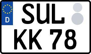 Der amtliche Weg zum Wunschkennzeichen in Sulzbach-Rosenberg
