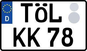 Der amtliche Weg zum Wunschkennzeichen in Bad Tölz