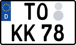Die besten Wunsch-Kennzeichen in Torgau-Oschatz
