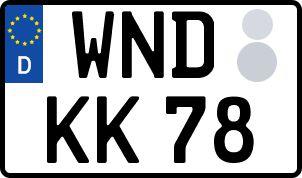 Die besten Wunsch-Kennzeichen in St. Wendel